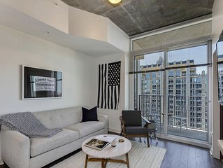 Welcoming 1BR w/ Gym in Uptown Charlotte