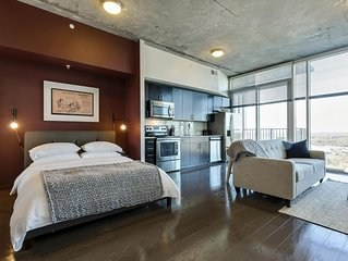 Captivating Studio w/ Pool in Uptown Charlotte