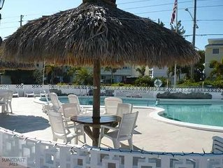 Escape to Paradise In The Tampa Bay Area!