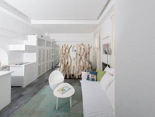Apollo Suite contemporary luxury studio central in Mykonos Town
