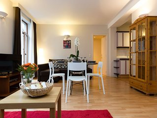 Patriotes Luxembourg - Nice flat in the heart of EU district