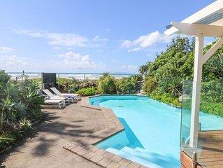 The West Residence, Beachfront, Waihi Beach