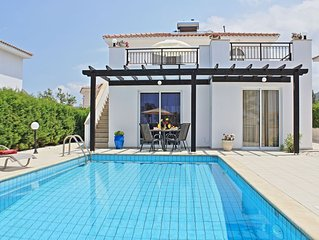 Villa Amarylis is a three bedroom villa with private secluded pool and garden, l