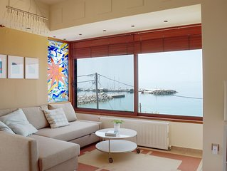 Comfortable Apartment - Sea View