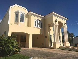 The Mediterranean Style Mansion