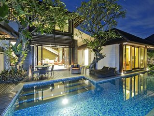 Peaceful 2 Bedroom Villa at Seminyak