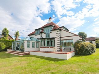 The Warren - Magnificent Sea Side Villa in Old Hunstanton