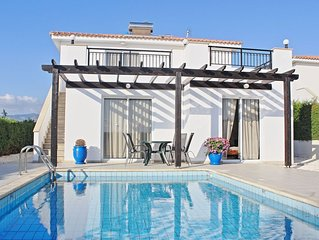 Villa Kamelia is a two bedroom villa with private pool very close the beach near