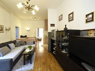 Apartment Palcec (suna, parking, terrace)