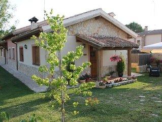 Casa rural (alquiler íntegro) Las Casitas de La Velilla para 4 personas