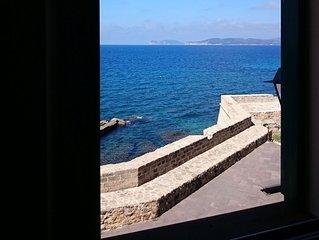 Splendida terrazza sul golfo di Alghero