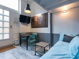 Appartement Ledin DROITE - Saint Etienne City Room