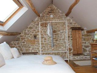 Chambre d'hotes dans un village typique de la Suisse Normande