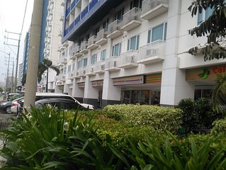 Sea & Shell Residences Condo-one Bedroom Fully Furnished  front Of Mall Of Asia