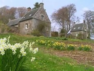 West Twin, Carmichael Country Cottages. Ideal family cottage close to deer park.