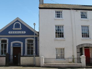 Beautiful Listed Townhouse in the lovely seaside town of Beaumaris