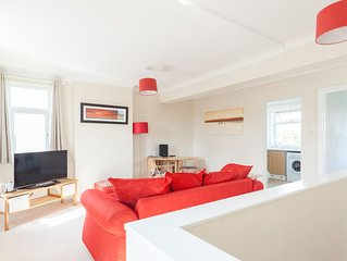Toothbrush Apartments - Fully Furnished 1 Bed Apartment in Ipswich, with parking