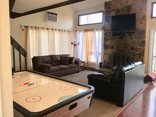 Newly remodeled home in the Poconos