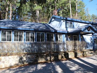 Perfect house for experiencing Mount Washington Valley year round! Pet Friendly!