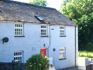 Cosy apartment with lovely flueless fireplace, close to Brecon Beacons National