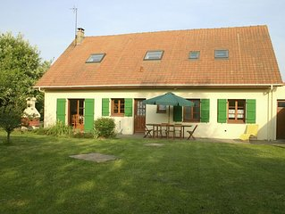 St Josse -  Large house ideal for Extended Family Holidays.