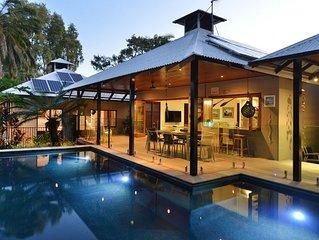 ocean eyes getaway - quiet pavilion beach house