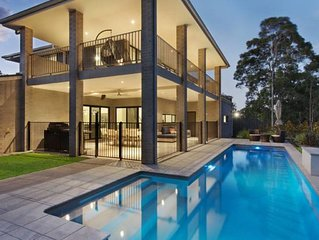 Lilli Pilli luxury house - quiet getaway for families.