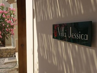 Villa Jessica is the perfect place for a relaxing holiday