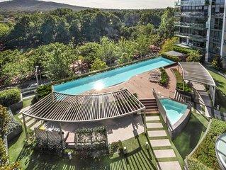 Manhattan on the Park - Luxury 2 bedroom apartment