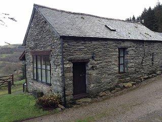 Cottage Overlooking River Dee