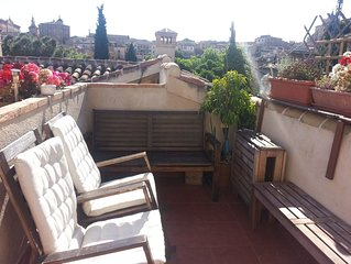 Beautiful Toledo Apartment With Private Terrace And Parking