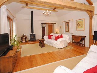 The Cottage at Hale Hill Farm -  a cottage that sleeps 5 guests  in 2 bedrooms