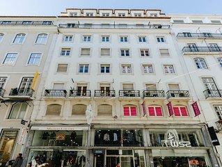 Downtown Lisbon Apartment (T3)