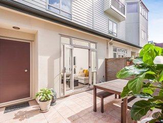 CBD Spacious 3 Storey Terrace House with Courtyard
