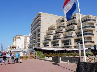 Classy Apartment in Noordwijk with Balcony