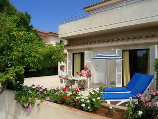 Near the Beach,1 bedroom,  Private Veranda, Easy travel Agia Napa, Protaras