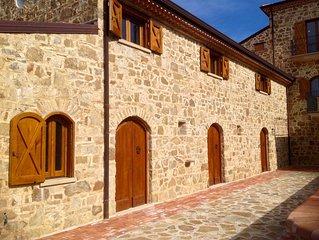 Baia stalla Beautiful stone countryhouse