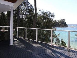 Becalmed on Sunshine Cove