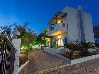 Villa Amor NEW SWIMMING POOL-beachfront villa-Super Offers