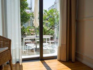 LisbonTale - apartment & backyard