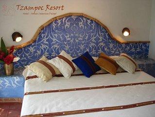 Tzampoc Resort - Atitlán