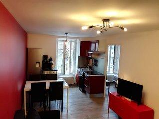 Appartement T3 NEUF a 2 pas des thermes LE MONT DORE