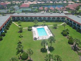 The Crystal Mermaid, Ocean Club I, 2 Bedroom, 2 Bath, Pool, Private Garage
