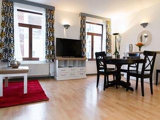 Patriotes Ireland - Beautiful and cozy flat in EU quarter