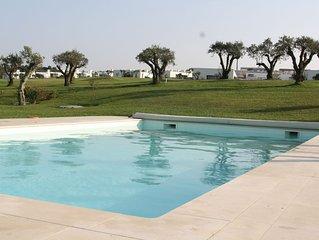 Moradia design e Piscina privada junto a Lagoa de Obidos e Peniche - Free Wifi