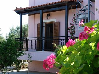 Villa Athina, Our Pink Goddess Of Wisdom And Insp