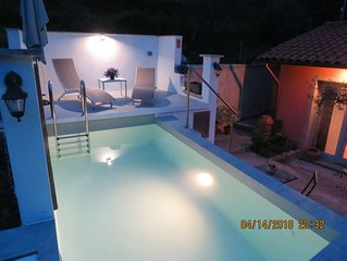 Modern Cottage with Pool & Sun Terraces in Bagni Di Lucca.