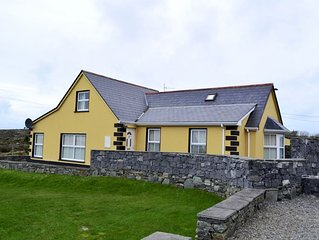 Cottage 207 - Ballyconneely - sleeps 8 guests  in 4 bedrooms