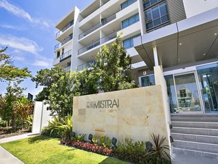 Harbour Town - Mistral (FREE CAR SPACE & WIFI)