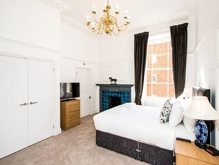 Apartment 1.3 km from the center of Bristol with Parking, Washing machine (49533